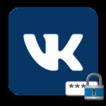 Как поставить пароль на приложение ВК